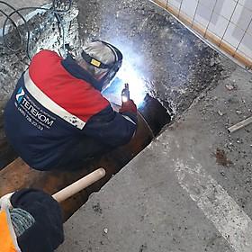 Реконструкция сетей ПАО МГТС, попадающих в зону строительства объекта: